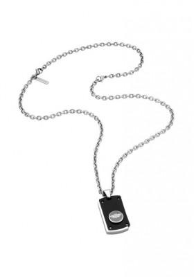 Halskette Herren Schmuck Police Button Up S14AMO01P