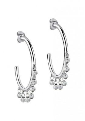 Earrings Woman Jewels Morellato Cerchi SAKM42
