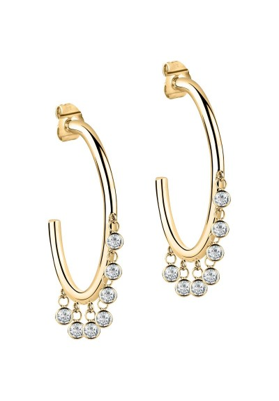 Earrings Woman Jewels Morellato Cerchi SAKM55