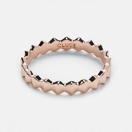 Earrings Woman Essentielle Cluse pink gold CLUCLJ50010