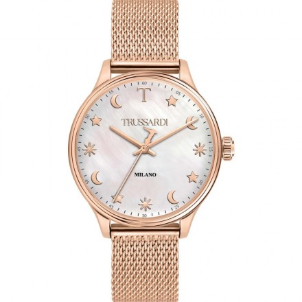 Watch Only time Woman Trussardi T-Complicity R2453130501