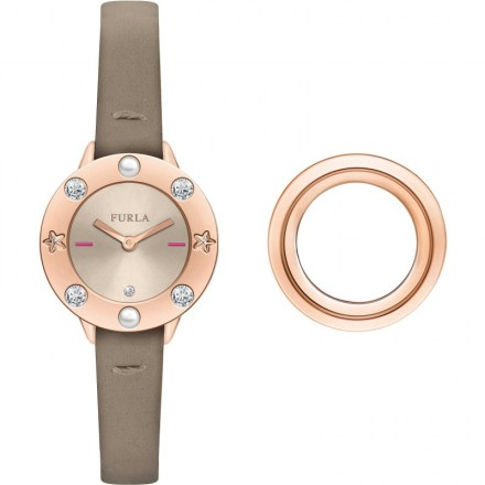 Watch Only time Woman Furla Club R4251109530