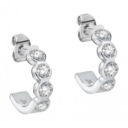 Earrings Woman Jewels Morellato Cerchi SAKM36