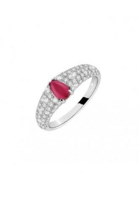 Ring Woman Coccinella Jewels Morellato Tesori SAIW42