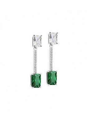 Ohrringe Damen Zirconi Silber 925 Schmuck Morellato Tesori SAIW56