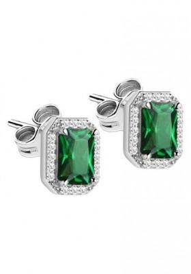 Ohrringe Damen Zirconi Silber 925 Schmuck Morellato Tesori SAIW57