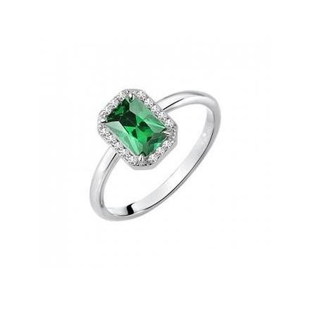 Ring Woman Zirconi Silver 925 Jewels Morellato Tesori SAIW76