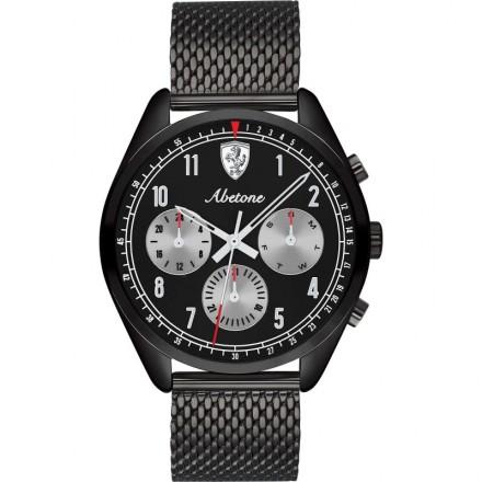 Orologio Multifunzione Uomo Scuderia Ferrari Abetone FER0830573