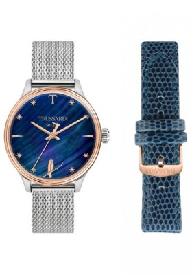 Watch Only Time Woman Trussardi T-Complicity R2453130505