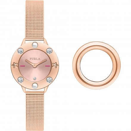 Watch Only Time Woman Furla Club R4253109514