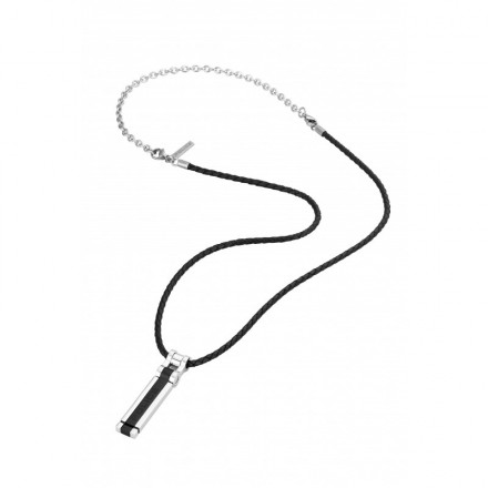 Necklace Man Jewels Police Thionville S14ANE10P