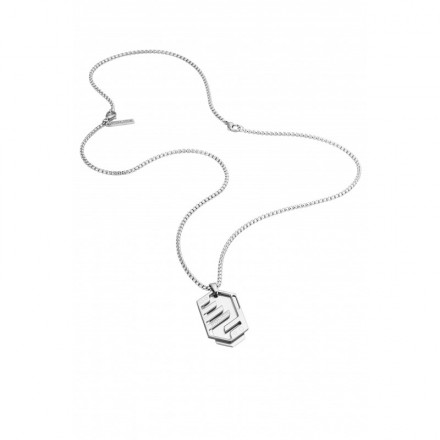 Necklace Man Jewels Police Newtown S14ANE12P