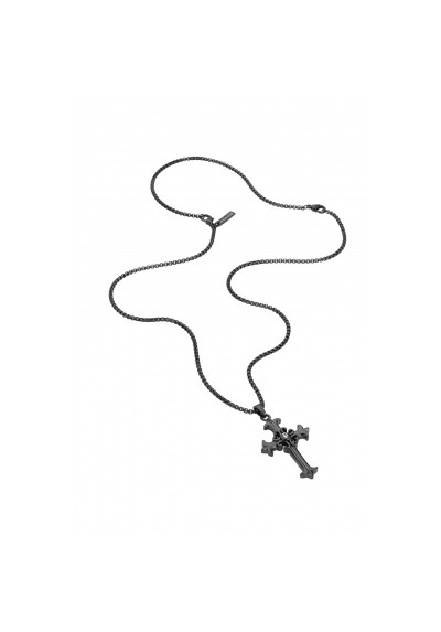 Necklace Man Jewels Police Leytonstone S14WA08P