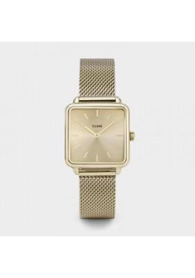 Uhr Damen CLUSE LA TETRAGONE CLUCL60015
